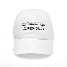 Santa Barbara Baseball Cap