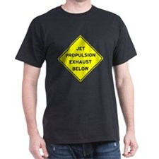 Jet Propulsion Exhaust T-Shirt