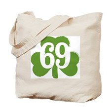 69 Clover Tote Bag