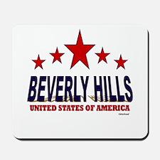 Beverly Hills U.S.A. Mousepad