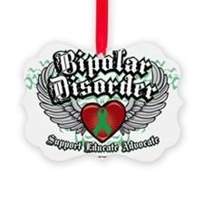 Bipolar-Disorder-Wings Ornament