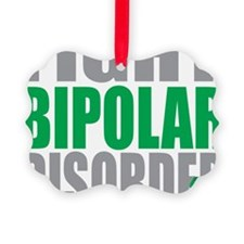 Fight-Bipolar-Disorder Ornament