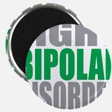 Fight-Bipolar-Disorder Magnet