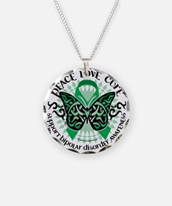 Bipolar-Disorder-Butterfly-T Necklace