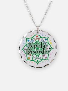 Bipolar-Disorder-Lotus Necklace