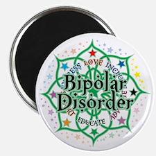 Bipolar-Disorder-Lotus Magnet