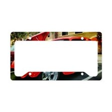Ford Victoria 1933 License Plate Holder