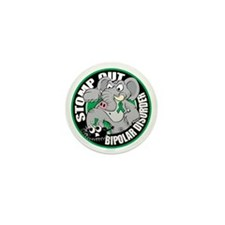 Stomp-Out-Bipolar-Disorder-Circle Mini Button