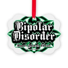 Bipolar-Disorder-Tribal Ornament