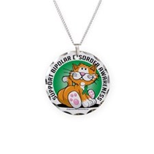 Bipolar-Disorder-Cat Necklace