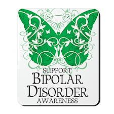 Bipolar-Disorder-Butterfly Mousepad
