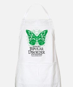 Bipolar-Disorder-Butterfly Apron