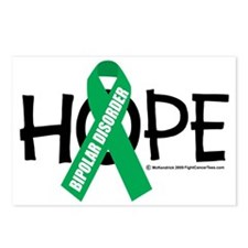 Bipolar-Disorder-Hope Postcards (Package of 8)