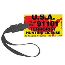 TH-License-usa Luggage Tag