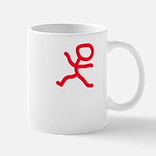 5,6,7,9 White Mug