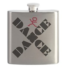 Dance Marks The Spot Flask