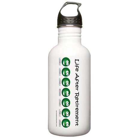 siggretire Stainless Water Bottle 1.0L