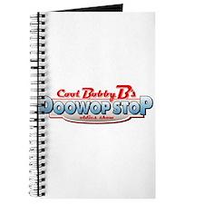 Cool Bobby B's Doo Wop Stop Journal