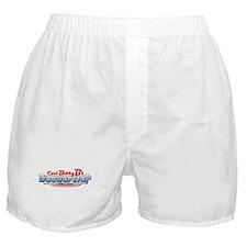 Cool Bobby B's Doo Wop Stop Boxer Shorts