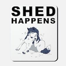 shed_tshirt_light Mousepad