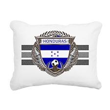 Honduras Soccer Shirt Rectangular Canvas Pillow