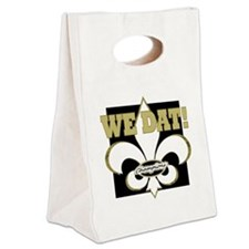WE Dat Champions Canvas Lunch Tote