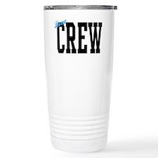 crew-love-solid Travel Mug