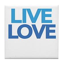 live-love-crew-darlks-fixed Tile Coaster