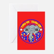 ROMP-EM STOMP-EM Greeting Cards (Pk of 10)
