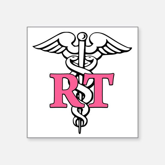 "RT2 (g) 10x10 Square Sticker 3"" x 3"""