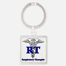 RT (b) 10x10 Square Keychain