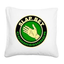 slapbet Square Canvas Pillow