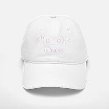 axolotlwhite Baseball Baseball Cap