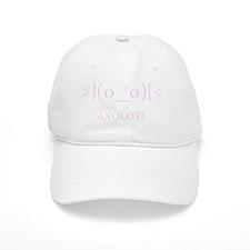 axolotlwhite Baseball Cap
