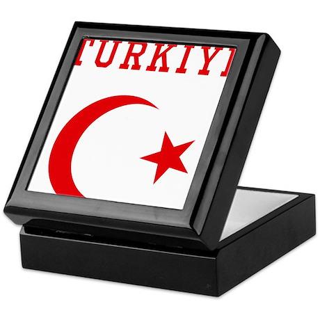 Turkiye1 Keepsake Box By Admin Cp3782863