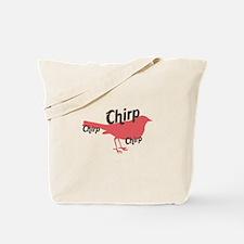 Cute Birdie Tote Bag