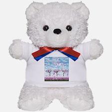 Sakurama - Cherry trees Teddy Bear