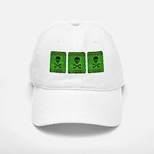 toxic warning mug Baseball Baseball Cap