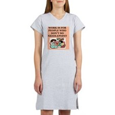 needlepoint Women's Nightshirt