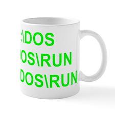 SeeDosRunDark Mug