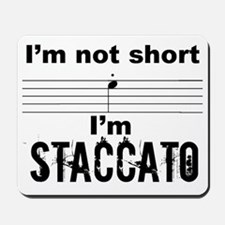 Staccato Mousepad