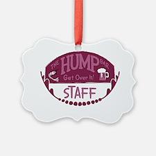 HumpBarStaff Ornament