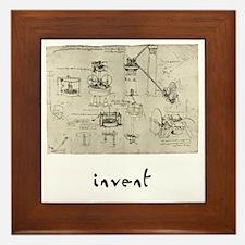 Invent Framed Tile
