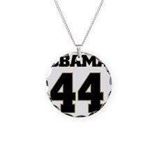 Obama 44 Necklace