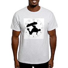 9in-SkateboardB T-Shirt