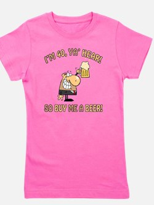 BEER40 Girl's Tee
