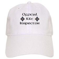 Kilt Inspector Baseball Cap