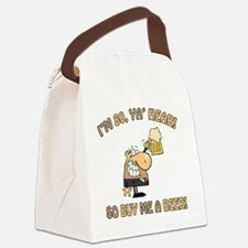 BEER80 Canvas Lunch Bag