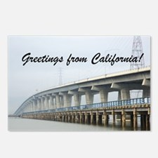 Dumbarton Bridge Postcards (Package of 8)