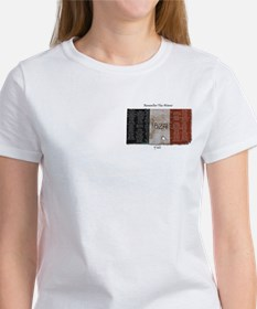 Women's T-Shirt--Remember the Alamo, y'all.